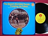 "Mounted Band Of The Blues And Royals - The Queen's Birthday Parade Trooping The Colour - 12"" LP 1974 - Olympic Records OL-6102"