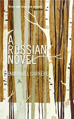 book cover of A Russian Novel