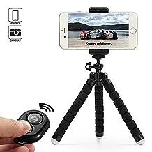 Tripie Flexible para Celular, Camara o SmartPhones tipo Araña