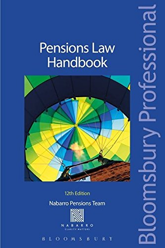 Pensions Law Handbook: 12th Edition