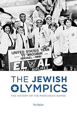 The Jewish Olympics: The History of the Maccabiah Games (English Edition)