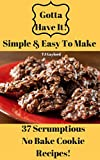 What's better than cookies? No-bake cookies, of course. That's why they are the greatest recipe of all time. It is hard to find a cookie recipe that is as easy as no bake cookies. There is no cookie baking required and all you have to do is f...