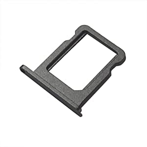 GinTai SIM Card Tray Holder -Gray Replacement for i-Pad Pro 11 inch(2018)