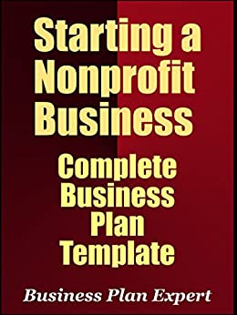 Looking to develop a complete nonprofit business plan and proposer