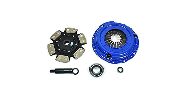 Amazon.com: PPC RACING STAGE 3 CLUTCH KIT VW GOLF JETTA PASSAT 1.9L TDI CORRADO G60 1.8L S/C: Automotive