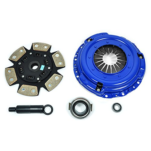 PPC 6-PUCK RACE HD CLUTCH KIT ECLIPSE GST GSX TALON TSI 2.0L TURBO FWD AWD