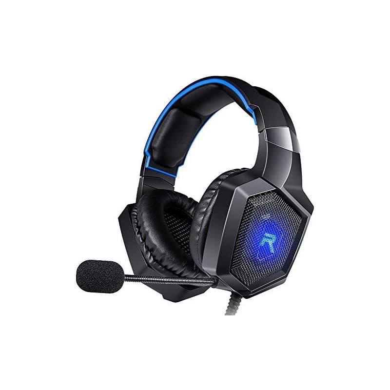 RUNMUS Gaming Headset Gaming Headphones