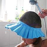 Badekappe / Shampooschutz, für Kinder, schützt beim Baden die Augen