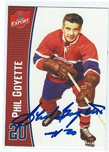 phil-goyette-signed-molson-export-card-montreal-canadiens-hockey-slabbed-autographed-cards