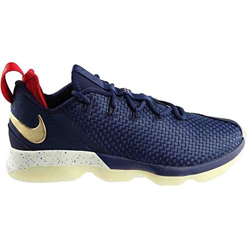 Image of Nike Lebron XIV Low Mens Basketball Shoes