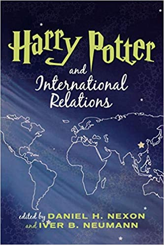 Amazon com: Harry Potter and International Relations (9780742539594