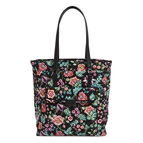 Vera Bradley Signature Cotton Laptop Tote Bag