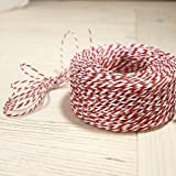 Christmas Present Jute Cord- 100 Yards