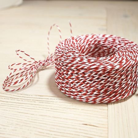 Christmas Present Jute Cord- 100 Yards by Current