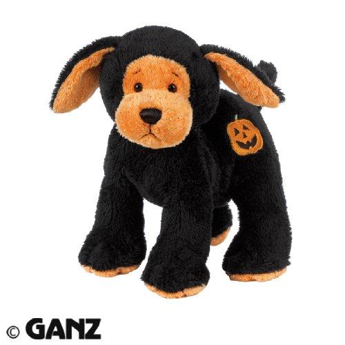 Webkinz Pumpkin Puppy - Halloween Seasonal -