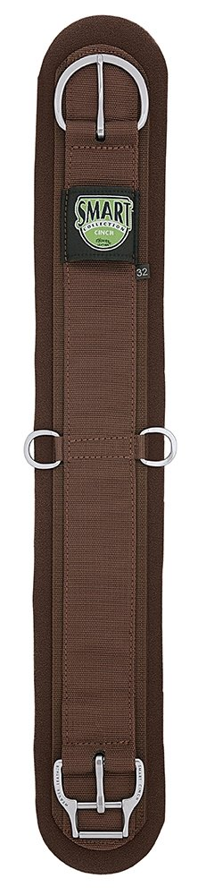 Brown 36\ Brown 36\ Weaver Leather Neoprene Straight Smart Cinch with New and Improved Roll Snug Cinch Buckle