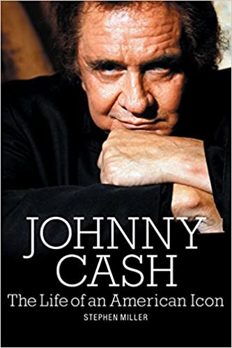 Johnny cash the life of an american icon stephen miller johnny cash the life of an american icon stephen miller 9781844494149 amazon books fandeluxe Choice Image