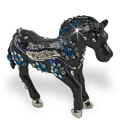 Horse Jeweled Box - 2