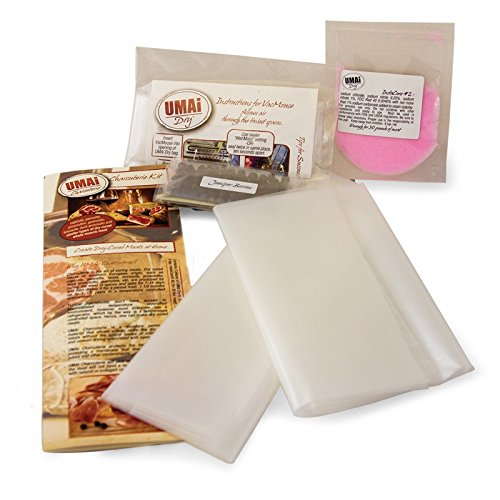 UMAi Dry Dry Curing/Aging Bags, Charcuterie ()
