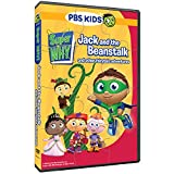 super why movie - Super WHY!: Jack and the Beanstalk and Other Fairytale Adventures Puzzle