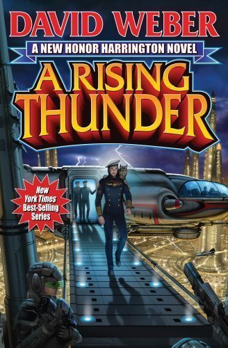 by Weber, David A Rising Thunder (Honor Harrington Series) (2013) Paperback