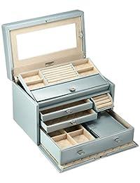 Wolf Designs 315124 London Ice Medium Jewelry-Boxes