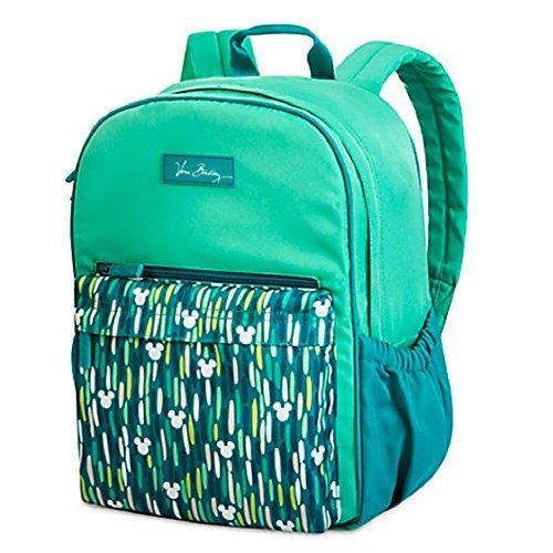 Vera Bradley Small Colorblock Backpack (Mickey Showers)
