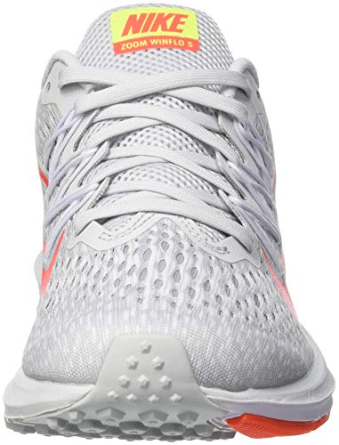 Running Winflo Femme Bright Crimson 5 de Zoom Nike Chaussures Platinum Multicolore Pure White 005 CFSwXqxBn