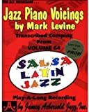 jazz piano voicings transcribed from volume 64 salsa latin jazz