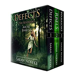 The Reverians Series Boxed Set Audiobook