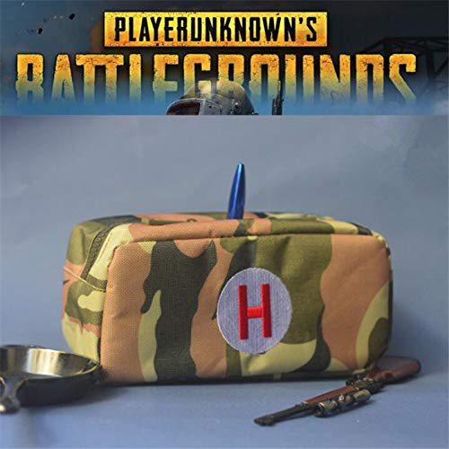 Costume Props - Game Pubg Playerunknown 39 S Battlegrounds Cosplay Costumes Props First Aid Packet Pen Camouflage - Alien Costume Ears Kids Baby Booth Adults Photo Props ()