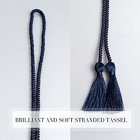 MyGradDay Single Graduation Honor Cord Length 68,Available in 15 Colors