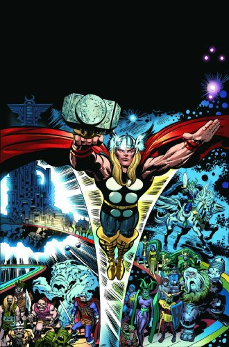 Thor: Tales Of Asgard By Stan Lee & Jack Kirby HC Kirby Cover (Thor (Marvel))