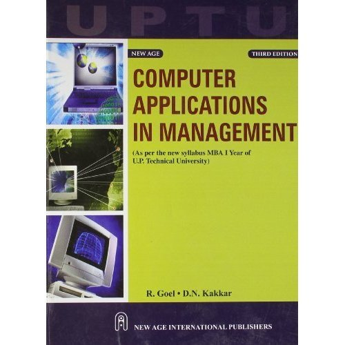 Download Computer Applications in Management (UPTU) pdf epub