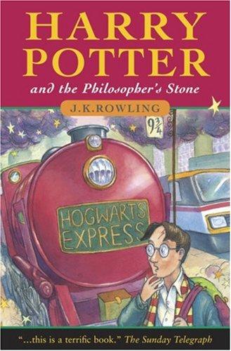 """""""Harry Potter and the Philosopher's Stone"""" av J. K. Rowling"""