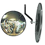 See All N26 160 degree Convex Security Mirror 26'' dia.