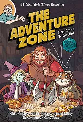 The Adventure Zone: Here There Be Gerblins