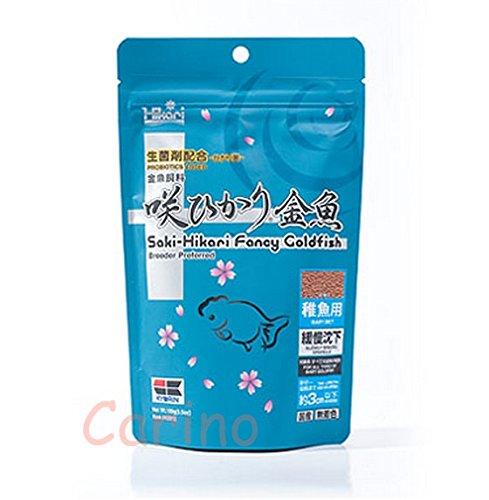 Saki-hikari Fancy Goldfish Baby Diet 100 G. By Carino