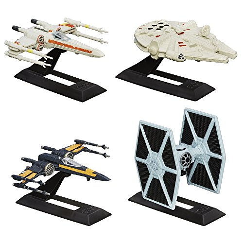 Star Wars The Black Series Titanium Series Vehicles Multi Pack (Toy Wars Ship Star)
