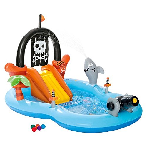 Intex Inflatable Pirate Play Center Pool