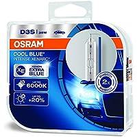 Osram XENARC COOL BLUE INTENSE D3S HID Xenon-Brenner, Entladungslampe, 66340CBI-HCB, Duobox (2 Stück)