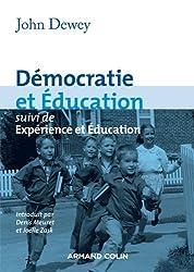 Démocratie et éducation - suivi de Expérience et Éducation