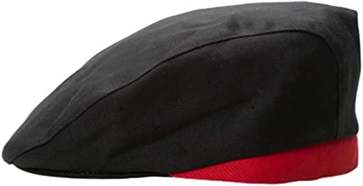2 Pcs sombrero de cocinero con estilo Gorras de la boina Cocina del restaurante Hat Hotel Chef Accesorios de trabajo, 18: Amazon.es: Hogar