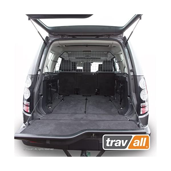 Travall Guard TDG1509 - Vehicle-Specific Dog Guard 3