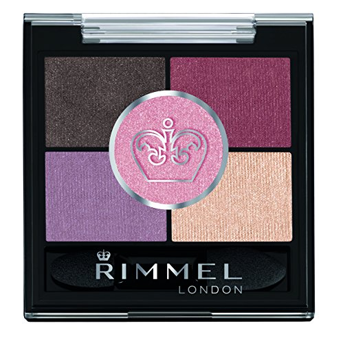 Rimmel Glam 'Eyes HD 5-Pan Shadow, Burgundy Palace, 0.13 Flu