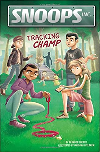 Tracking Champ (Snoops, Inc.): Amazon.es: Brandon Terrell ...