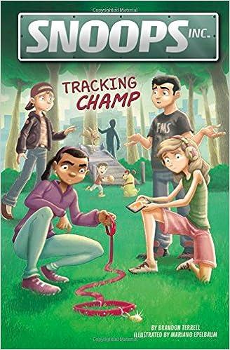 Tracking Champ (Snoops, Inc.): Amazon.es: Brandon Terrell ...
