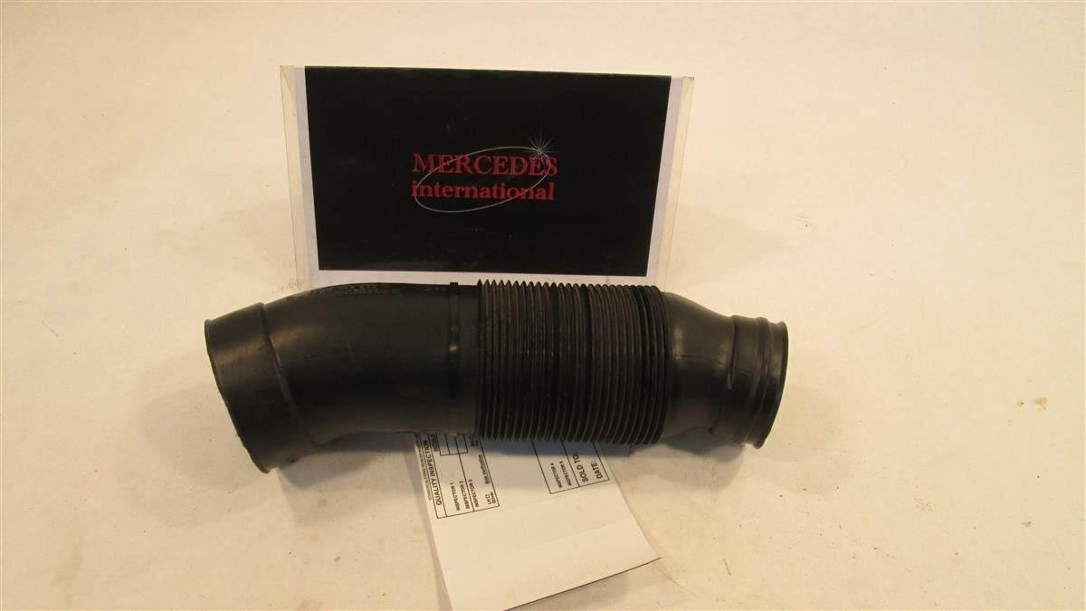 One New Genuine Engine Air Intake Hose Left 2035280107 for Mercedes MB