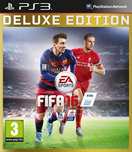 Fifa 16 Deluxe Edition [Importación Inglesa]: Amazon.es: Videojuegos