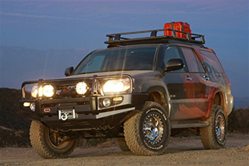 ARB 4x4 Accessories 3421510 Front Deluxe - 4runner Winch Bumper Shopping Results